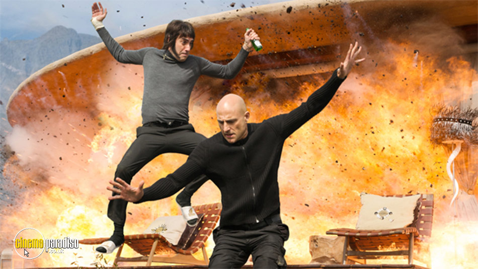 Grimsby (aka The Brothers Grimsby) online DVD rental
