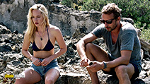 A still #6 from A Bigger Splash (2015) with Matthias Schoenaerts and Dakota Johnson