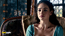 A still #5 from Pride and Prejudice and Zombies (2016) with Lily James