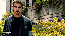 A still #7 from Allegiant (2016) with Theo James