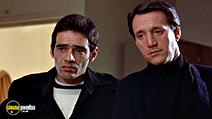 A still #2 from The Seven-Ups (1973) with Roy Scheider and Victor Arnold