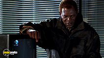 A still #1 from The Negotiator (1998) with Samuel L. Jackson