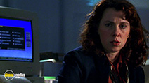 A still #4 from The Negotiator (1998) with Siobhan Fallon