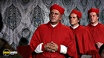 A still #9 from The Agony and the Ecstasy (1965) with Adolfo Celi
