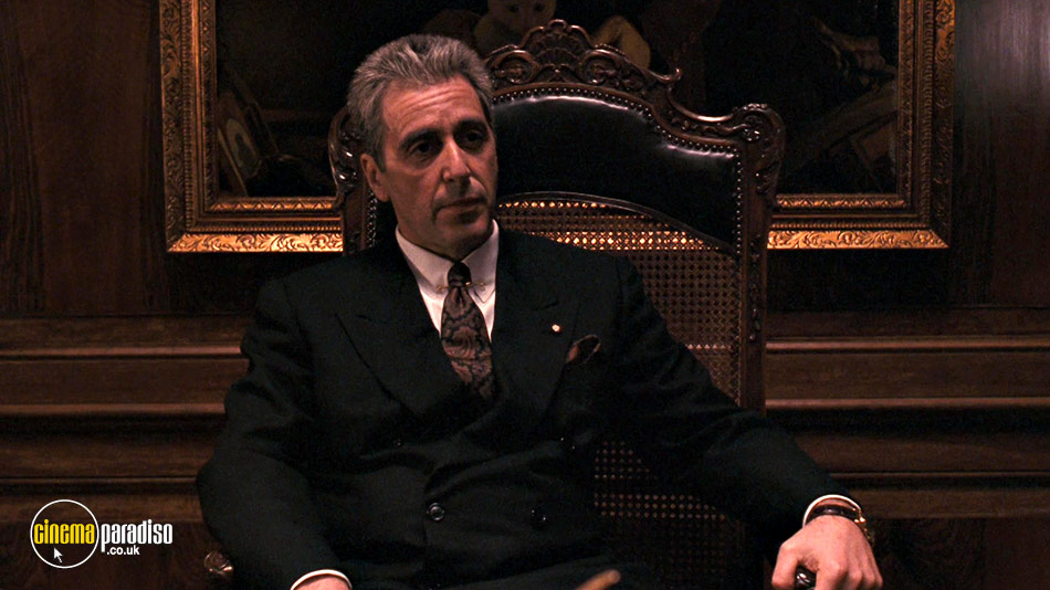 The Godfather: Part 3 online DVD rental