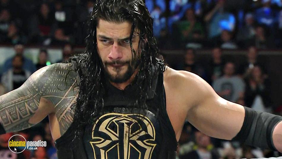WWE: Royal Rumble 2016 online DVD rental