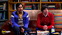 A still #2 from The Big Bang Theory: Series 8 (2014) with Simon Helberg and Kunal Nayyar