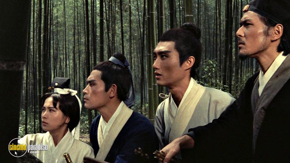 A Touch of Zen (aka Xia Nu) online DVD rental