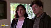 A still #3 from The Crossing Guard (1995) with Anjelica Huston and Robbie Robertson