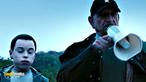 A still #4 from Robot Overlords (2014) with Ben Kingsley and Craig Garner