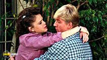 A still #4 from National Lampoon's European Vacation (1985) with William Zabka and Dana Hill