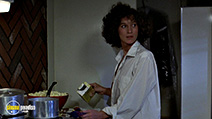 A still #8 from Halloween (1978) with Nancy Kyes