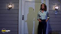 A still #6 from Halloween (1978) with Jamie Lee Curtis