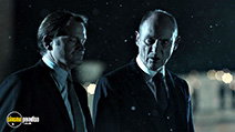 A still #7 from Hunted: Series 1 (2012) with Patrick Malahide and Tom Beard