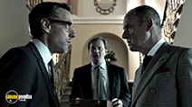 A still #8 from Hunted: Series 1 (2012) with Patrick Malahide and Tom Beard