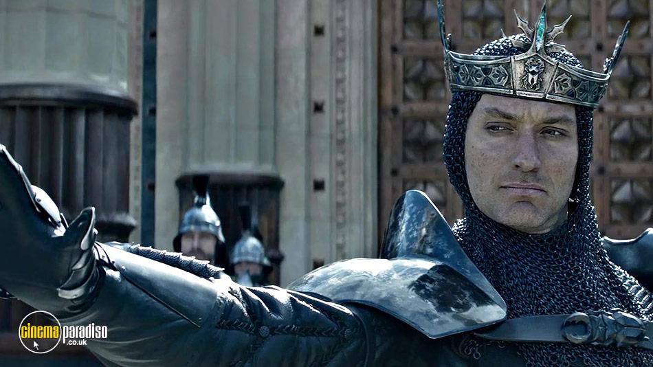 King Arthur: Legend of the Sword (aka Knights of the Roundtable: King Arthur) online DVD rental