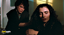 A still #3 from Speaking Parts (1989) with Arsinée Khanjian and Michael McManus