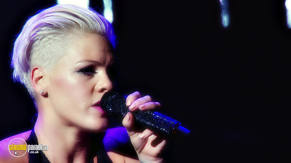 Pink: The Truth About Love Tour: Live from Melbourne online DVD rental