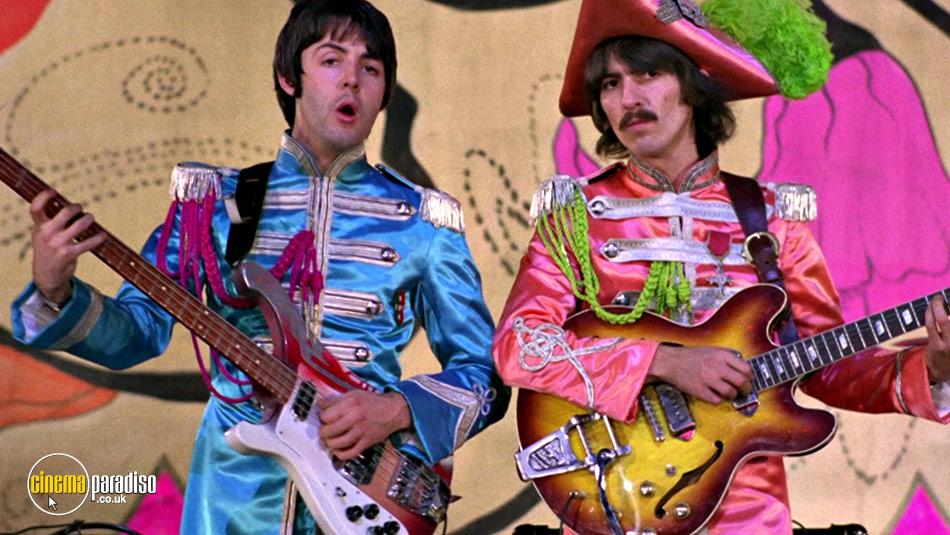 The Beatles: No.1 online DVD rental