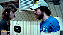 A still #6 from 10 Cloverfield Lane (2016) with John Gallagher Jr. and Mary Elizabeth Winstead