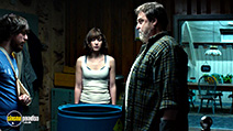 A still #9 from 10 Cloverfield Lane (2016) with John Goodman, John Gallagher Jr. and Mary Elizabeth Winstead