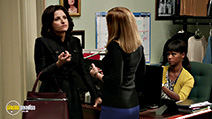 A still #8 from Veep: Series 3 (2014) with Julia Louis-Dreyfus and Sufe Bradshaw