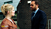 A still #5 from The Five (2016) with O.T. Fagbenle and Hannah Arterton