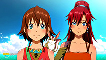A still #1 from Gargantia on the Verdurous Planet: The Complete Series (2013)