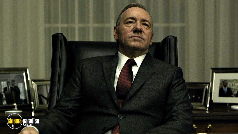 House of Cards: Series 3 online DVD rental