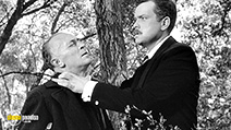 A still #1 from The Stranger (1946) with Orson Welles and Philip Merivale