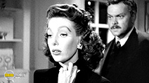 A still #3 from The Stranger (1946) with Orson Welles and Loretta Young