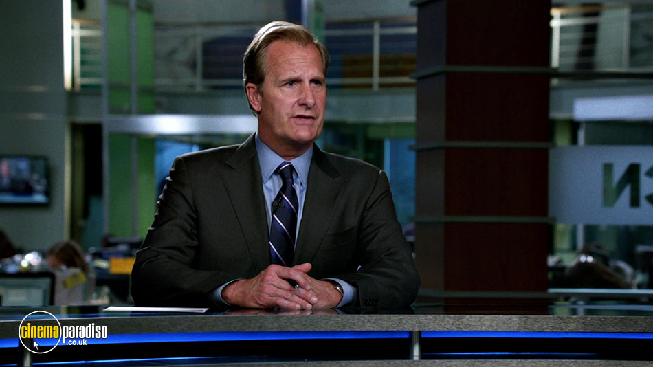 The Newsroom: Series 2 online DVD rental