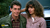 A still #8 from Blastfighter (1984) with Valentina Forte