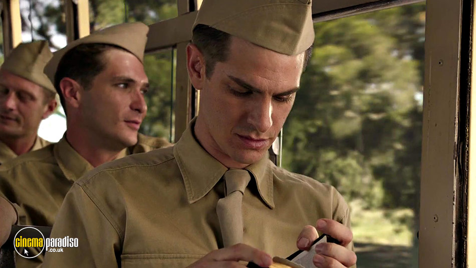 Still from Hacksaw Ridge