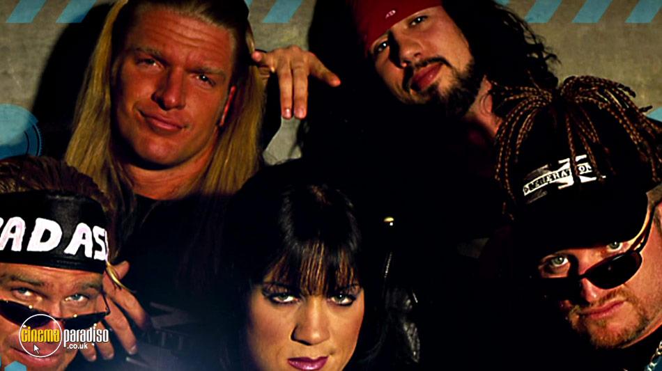 WWE: Wrestling's Greatest Factions online DVD rental