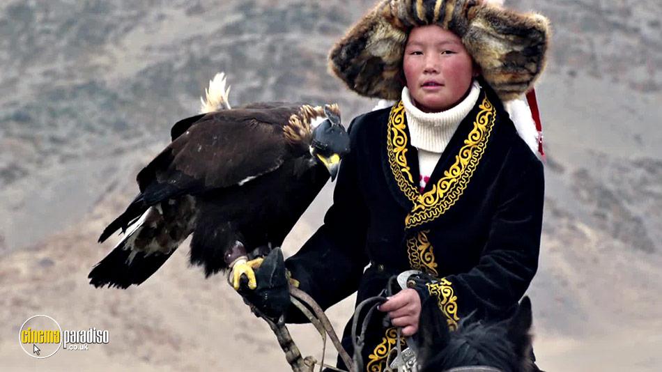 The Eagle Huntress online DVD rental