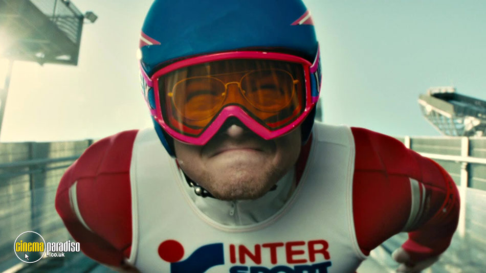Eddie the Eagle online DVD rental