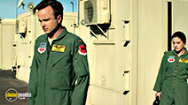 A still #5 from Eye in the Sky (2015) with Aaron Paul and Phoebe Fox