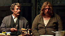 A still #8 from Men and Chicken (2015) with Mads Mikkelsen and Nicolas Bro