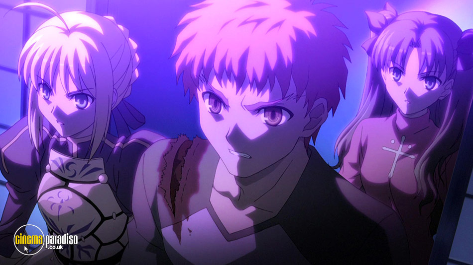 Fate Stay Night: Unlimited Blade Works (aka Gekijouban Fate/Stay Night: Unlimited Blade Works) online DVD rental