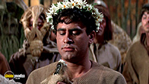 A still #3 from The War Lord (1965) with James Farentino
