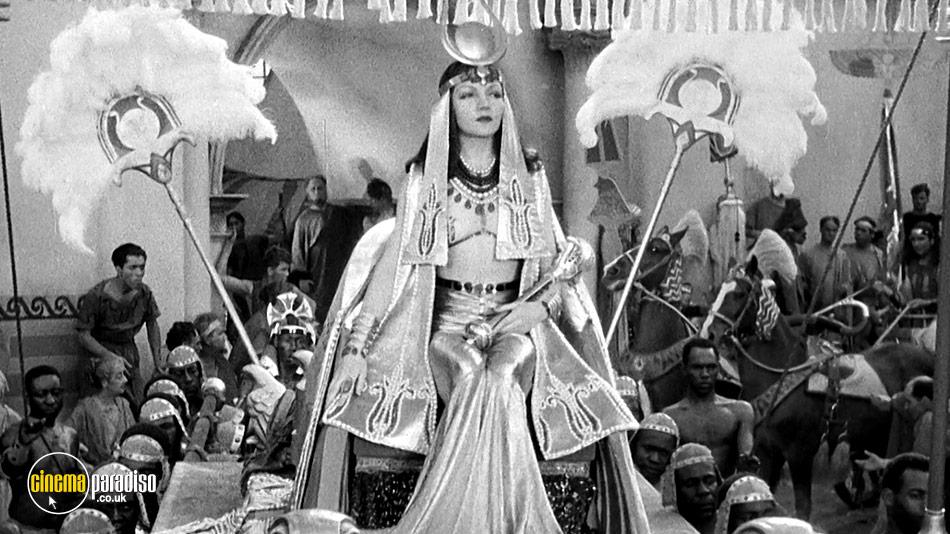 Cleopatra online DVD rental