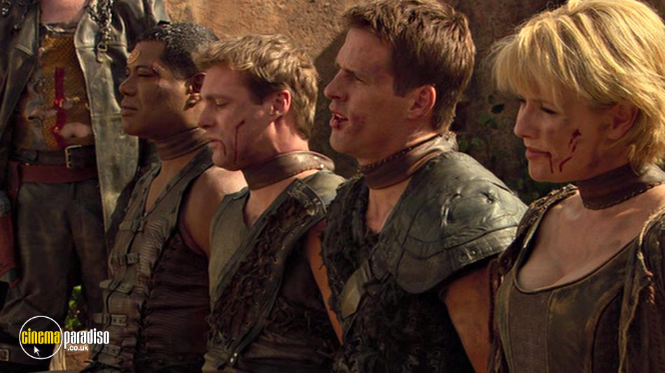 Stargate SG-1: Series 9: Vol.48 online DVD rental