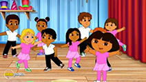 A still #50 from Dora the Explorer: Dora's Ballet Adventures (2011)