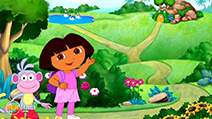 A still #46 from Dora the Explorer: Dora's Ballet Adventures (2011)