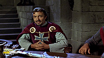A still #3 from Prince Valiant (1954) with James Mason