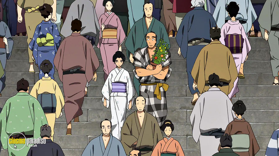 Miss Hokusai (aka Sarusuberi: Miss Hokusai) online DVD rental