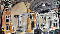 A still #2 from Three Days in Auschwitz (2015)