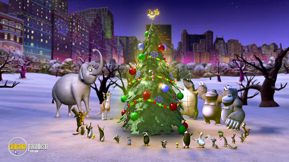The Penguins of Madagascar: Xmas All-nighter online DVD rental