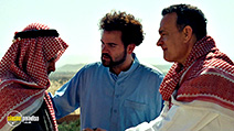A still #5 from A Hologram for the King (2016) with Tom Hanks and Alexander Black